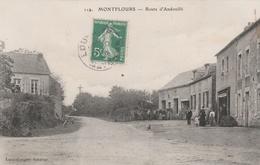 53--MONTFLOURS--ROUTE D'ANDOUILLE--VOIR SCANNER - Andere Gemeenten