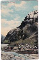 Field, B.C. And Mt. Stephen - (Canada) - Train - Brits-Columbia