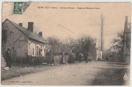 18 - QUANTILLY -  LE CROT DEVAUX - France
