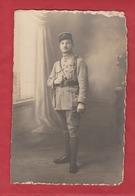 Carte Photo Soldat Du 127 ème Rgt  ? - Militaria