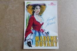 MADAME BOVARY - Jennifer JONES - Métro Goldwyn Mayer ( Cinema, Affiche ) - Manifesti Su Carta