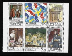SUEDE  ( EUSU - 267 ) 1994  N° YVERT ET TELLIER  N° 1794/1799   N** - Schweden