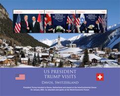 Liberia  2018 U.S. PRESIDENT TRUMP VISITS  Switzerland   I201901 - Liberia