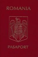 Romania, 2005, Vintage Expired Passport - No Visas & Stamps - Documentos Históricos