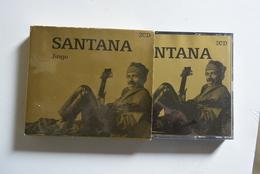 SANTANA JINGO DOPPIO CD - Rock