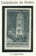 FRANCE - 1966 - CATHÉDRALE DE RODEZ - YT N° 1504 - TIMBRE NEUF** - Frankreich