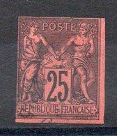 COLONIES GENERALES - YT N° 43 - Cote: 300,00 € - Sage