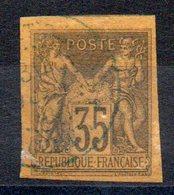 COLONIES GENERALES - YT N° 44 - Cote: 35,00 € - Sage