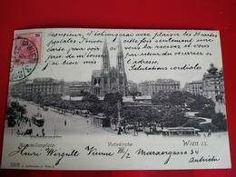 WIEN IX VOLTIVKIRCHE - Wien Mitte