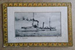 NYMPHE - Navire De Guerre Allemand  ( Bateau, Navire, Paquebot ) - Guerre