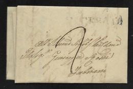DA MACERATA A FABRIANO - 16.6.1840. - Italia