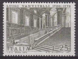 1973 - Luigi Vanvitelli  - Nuovo Con Gomma Integra - Mint NH - 6. 1946-.. Repubblica