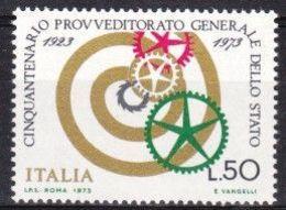 1973 - Provveditorato Generale Dello Stato - Nuovo Con Gomma Integra - Mint NH - 6. 1946-.. Repubblica