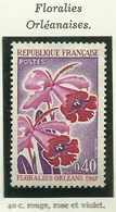 FRANCE - 1967 - FLORALIES ORLÉANS - YT N° 1528 - TIMBRE NEUF** - Frankreich