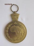 Ethiopia: Médaille Militaire Du Contingent Au Congo 1961 (Ethiopian Blue Helmets In Congo 1961) - Militaria
