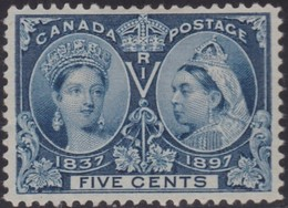 Canada    .   SG      .     127     .       (*)      .   No Gum      .   /    .   Geen Gom - Unused Stamps