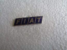 PIN'S 30566 - Fiat