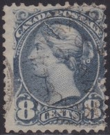 Canada      .   SG  .       118     .        O      .   Cancelled       .   /    .   Gebruikt - Used Stamps