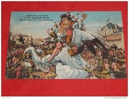 NICE  - Carnaval De Nice    - FOLKLORE - S. M. Carnaval XLIII   - Illustrateur : G. A. Mossa - - Ilustradores & Fotógrafos