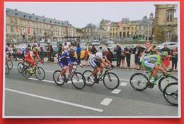 Cyclisme; Tour De France 2014 De Passage A Lunéville - Ciclismo