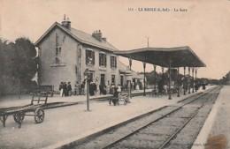 *** 44  *** LA BAULE  La Gare - Ancienne Gare Aspect OK 4 Grosses Taches Angle Au Doset 2 Manque Angle Sur 1 Feuillet - La Baule-Escoublac