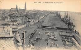 Antwerpen Anvers  Panorama Op De Zuiderkaai Zuidkaai   Kaai     I 6029 - Antwerpen