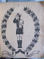 Scoutisme / Eclaireurs - Livret Chants Officiels Eclaireurs De France - Scouting