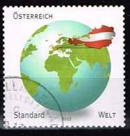 Österreich 2012, Michel# 3007 O RM25 Definitive World - 1945-.... 2. Republik