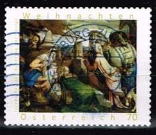Österreich 2012, Michel# 3038 O Weihnachten: Jacopo Bassano - Adoration Of The Kings - 2011-... Gebraucht