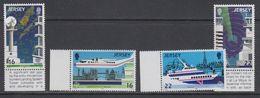 Europa Cept 1988 Jersey 4v ** Mnh (42615D) - 1988