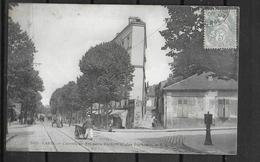 75020 PARIS CARREFOUR DES RUES SORBIER ET DES PARTANTS - Arrondissement: 20