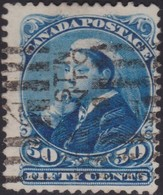 Canada      .   SG  .       116       .        O      .   Cancelled       .   /    .   Gebruikt - Gebraucht