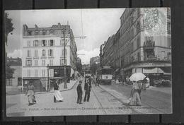 75020 PARIS RUE DE MENILMONTANT - Arrondissement: 20