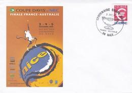Centenaire Coupe Davis, NICE, Finale France-Australie, 3-4-5 Décembre 1999 - 1990-1999