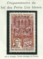 FRANCE - 1968 - CINQUANTENAIRE DU BAL DES PETITS LITS BLANCS - YT N° 1575 - TIMBRE NEUF** - France