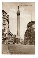 CPA- Carte Postale - Royaume Uni- London -The Monument  VM2852 - London