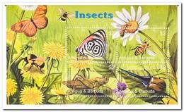 Antigua & Barbuda 2005, Postfris MNH, Flora, Fauna, Insects - Antigua E Barbuda (1981-...)