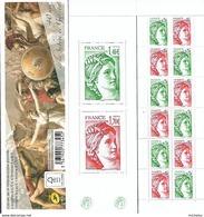 "France 2017 -  Yv N°  Carnet 1524** - ""40 Ans De La Sabine De Gandon""  (timbres 5183 - 5184 - 5185 - 5186) - France"
