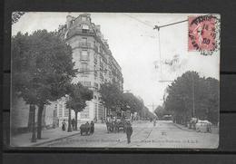 75020 PARIS AVENUE GAMBETTA - Arrondissement: 20