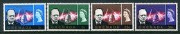 Grenada 1966 Churchill Commemoration Set MNH (SG 225-228) - Grenada (...-1974)