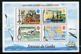 Tristan Da Cunha, Yvert BF1, Scott 184a, MNH - Tristan Da Cunha
