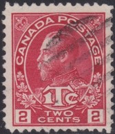 Canada      .   SG  .      237        .        O      .   Cancelled       .   /    .   Gebruikt - 1911-1935 Regering Van George V