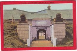 Halifax - Entrance To Fort George - 'Citadel' -  (N.S.., Canada) - Halifax
