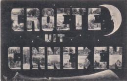 185195Ginneken, Groete Uit Ginneken (poststempel 1907) - Netherlands