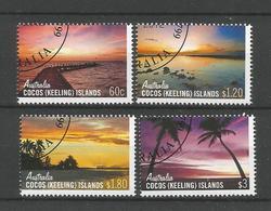 Cocos Keeling 2012 Colours Y.T. 466/469 (0) - Cocos (Keeling) Islands
