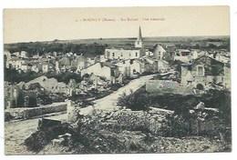 55 - MOUILLY - Ses Ruines - Vue Générale - CPA - France