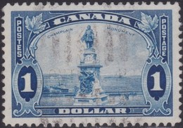 Canada      .   SG  .      351       .        O      .   Cancelled       .   /    .   Gebruikt - 1911-1935 Regering Van George V