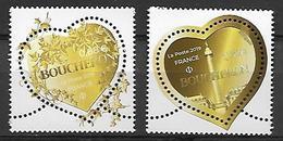 France 2019 - Yv N° 5292 & 5293 ** - Cœur Boucheron (GOMMES) Mi N° 7238/39 - Unused Stamps