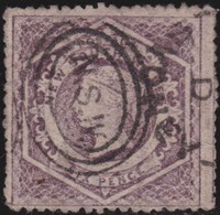 NSW       .   SG  .      166     .        O      .   Cancelled       .   /    .   Gebruikt - 1850-1906 New South Wales