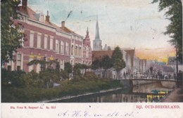 185436Oud Beierland, Bijl (poststempel 1905) - Paesi Bassi